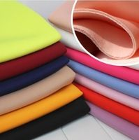 """92x150cm Sandwich Spandex Fabric Knitted Fabric Air Layer Fabric Space Cotton Skirt Outfit Baseball Jacket 60"""" wide"""