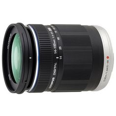 Olympus M.Zuiko 14-150mm f/4.0-5.6 Micro 4/3 ED Digital Zoom Lens for OM-D EM-5 & PEN E-P2, E-P3, E-PL1, E-PL2, E-PL3, E-PM1 Digital Camera (Refurbished by Olympus America) by Olympus. $339.95. The M.ZUIKO DIGITAL ED 14-150mm f/4.0-5.6 zoom lens (35mm equivalent 28-300mm) which is 65% smaller and 70% lighter than the comparable 10x ZUIKO DIGITAL ED 18-180mm F3.5-6.3. With a range from wide-angle to telephoto, this lens is ideal for everything from portraits and interior scenes ...