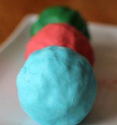 Edible Candy Playdough