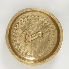 1450 Brass Plate, V&A Collection   lostpastremembered: Le Menagier de Paris and Cameline Sauce for the Birds