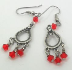 Lovely earrings!