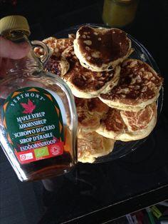 Pancakes, Breakfast, Food, Diy Food, Home Made, Breakfast Cafe, Pancake, Essen, Yemek