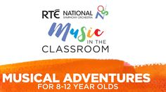 Back by popular demand,Musical Adventures, the RTÉ National Symphony Orchestra's fun concerts for children aged 8-12, presented by theacclaimed music animateur, presenter,broadcaster andgeneral master of musicalmayhem and lots offun, Mr Tom Redmond! 12 Year Old, Concerts, Musicals, Toms, Classroom, Popular, Adventure, Children, Fun