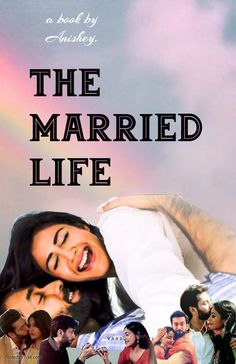 The married life , a wattpad book cover. Wattpad Book Covers, Wattpad Books, Married Life, Movies, Movie Posters, Marriage Life, Film Poster, Films, Popcorn Posters