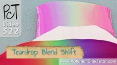 Teardrop Blend Shift - Skinner Blend Tips & Tricks