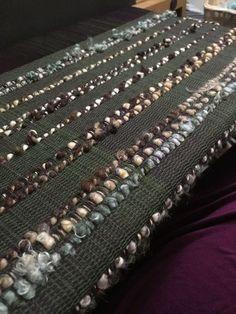 Card Weaving, Weaving Textiles, Weaving Projects, Weaving Techniques, Woven Fabric, Loom, Tatting, Embellishments, Crochet