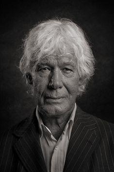 Paul van Vliet (1935) - Dutch cabaretier and goodwill ambasador for UNICEF. Photo © Krijn van Noordwijk