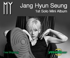 #JangHyunSeung Mini Album Vol. 1 - My #kpop ~Click on the pic to order now