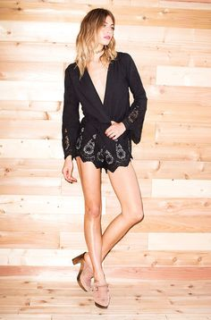 The Locals Jumper in #black ..One of our favorites from the new #stonecoldfox #summer15