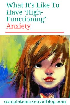 High-functioning anxiety looks like… Achievement. Busyness. Perfectionism.  When it sneaks out, it transforms into nervous habits. Nail biting. Foot tapping. Running my fingers through my hair. If you look close enough, you can see it in unanswered text messages. Flakiness. Nervous laughter. The panic that flashes through my eyes when a plan changes. When anything changes. High-functioning anxiety feels like… High Functioning Anxiety, Nail Biting, Text Messages, How To Relieve Stress, Disorders, Fingers, Laughter, Feels, Running