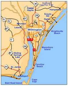 The Show Was Filmed In Wilmington North Carolina