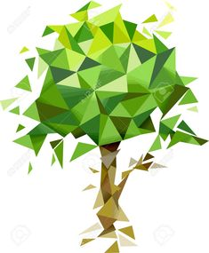 Find Illustration Abstract Tree Geometric Design stock images in HD and millions of other royalty-free stock photos, illustrations and vectors in the Shutterstock collection. Tree Tattoo Designs, Tree Designs, Tattoo Ideas, Geometric Drawing, Geometric Shapes, Geometric Designs, Geometric Trees, Abstract Tree Painting, Abstract Trees