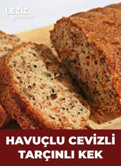 Havuçlu Cevizli Tarçınlı Kek Yapımı - galletas - Las recetas más prácticas y fáciles Cakes To Make, How To Make Cake, Beef Pies, Mince Pies, Cakes Originales, Red Wine Gravy, Pasta Cake, Onion Pie, Cake Recipes