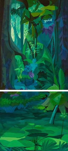 Can You Name The Disney Movie From Its Concept Art