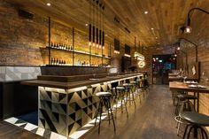 The Milton by Biasol: Design Studio | Café interiors