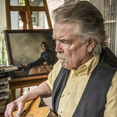 A memory of a songwriting afternoon. I love Guy Clark!