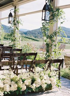 Fabulous Florals at Pippin Hill Farm & Vineyards (A Wedding Venue in Charlottesville, Virginia). Photography by Ashley Cox Photography. Event Venues, Wedding Venues, Wedding Ideas, Monticello Wine Trail, Virginia Wineries, Blue Ridge Mountains, Summer Weddings, Charlottesville, Rustic Charm