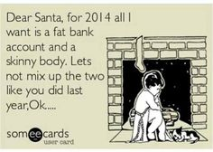 Seriously Santa get it right this year!!