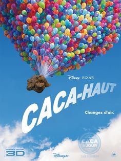 Caca-Haut - Cacadujour.fr