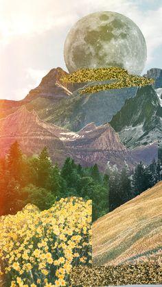 Bonfire Heart, Photo And Video, Mountains, Nature, Painting, Travel, Instagram, Naturaleza, Viajes