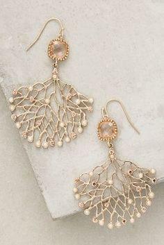 Natural Wonder Earrings #Anthrofave