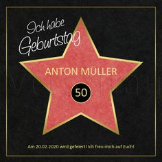 1000+ images about Karten Geburtstag on Pinterest | Hollywood stars, Oder and Parties