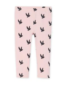 Bird Print Legging