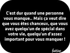 Toi tu me manques. Words Quotes, Love Quotes, Funny Quotes, Inspirational Quotes, Sayings, Tu Me Manques, Missing Someone, Quote Citation, French Quotes