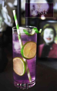 Delicious Cocktails To Serve a Batman Fan