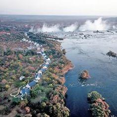 Royal Livingstone Hotel - Victoria Falls, Zambia