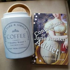 Instagram media julereads - The divine smell of freshly grounded coffee. And a matching book. #ConfessionsOfAJaneAustenAddict by #LaurieVieraRigler #books #booklove #bookaddict #bookstagram #bibliophile #bookworm #leserin #reader #reading #bookworld #epicreads #igreads #coverlove #instabooks #booknerd #bookporn #bookishlife #timetoread #bookcovers #bookobsessed #janeausten #janeitesunite #coffee #coffeeaddict #kaffee #kaffeeliebe #coffelove