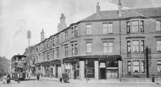 Old photograph of Burnside in Rutherglen by Glasgow , Scotland . Rutherglen received the status of Royal Burgh in 1126 by Royal Charter fro. Scotland Tours, Glasgow Scotland, Scotland Travel, Old Photographs, Old Photos, Royal Charter, Church Of Scotland, Scottish People, Richmond Park