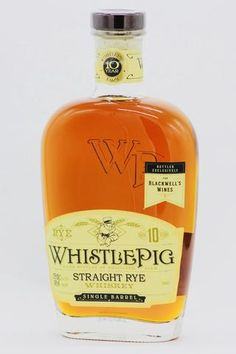 1a345989d82 Whistlepig 10 Year Old Cask Strength
