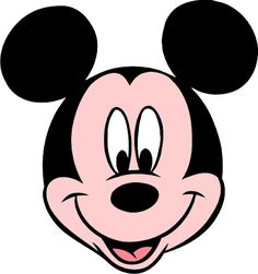 Faces of mickey mouse printable-Images and pictures to print