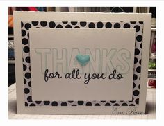 by Eva Bussom A little bit My Paper Pumpkin a little For Being You Stampin' Up!