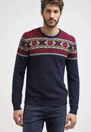 Pier One Jumper - navy for Free delivery for orders over Bleu Marine, Men Sweater, Navy, Service Client, Sweaters, Mens Tops, Geek, Fashion, Deep Blue