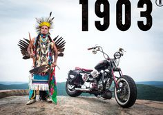 """Love Harleys? Check out 1903 Magazine: """"Life on The Beautiful Machine from Milwaukee"""""""