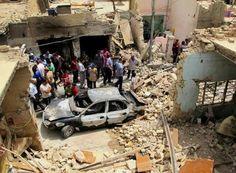 Treizeci de morti dupa zece atentate comise in Irak
