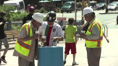 """The Talking Water Fountain (2:16) Drink Up is an initiative by the """"You Are What You Drink"""" Organization that established to encourage individuals to make the healthy choice and drink more clean water more often. To help spread the word, they created a very unique water fountain that speaks to you whenever you put your lips to the water."""