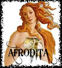 afrodita diosa griega