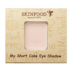 My Short Cake Eye Shadow - màu mắt đơn, không nhũ - 58k