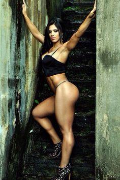 Sehen Sie groe nackt! Heie brasilianische