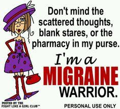 Migraine Warrior
