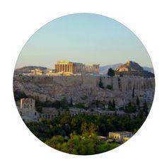 Acropolis – Athens Poker Chip Set