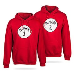 Seuss meets video games with these awesome Player 1 and Player 2 Hoodies. At last you have a pair of hoodies that gaming couples can wear. Grunge Look, 90s Grunge, Grunge Style, Soft Grunge, Grunge Outfits, Gamer Couple, Couple Tees, Aria Montgomery, Nu Goth