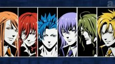 All the  gods :D