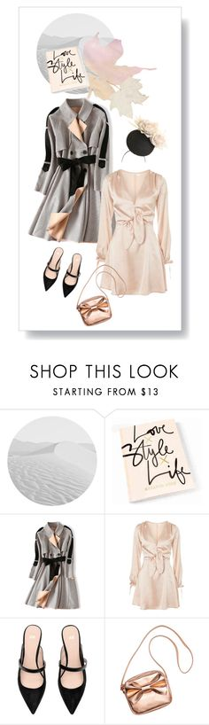 """""""loving the style life"""" by collagette ❤ liked on Polyvore featuring Oh My Love, HM, topshop, metisu and JusineBradleyHill"""