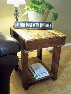 98 Ideias superlegais para reaproveitar pallets em sua casa ou escritório | ROCK'N TECH