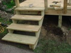 how to build an above ground pool deck steps part 2 of 3 deck steps ground pools and decking