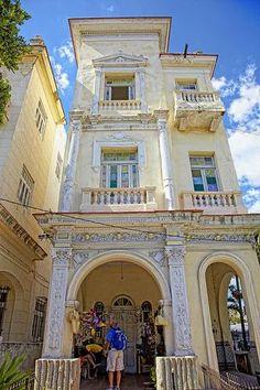 Vedado Building . Havana